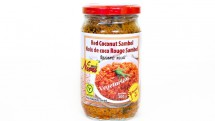 Red Coconut Sambol - Niru Brand (Packaged View)